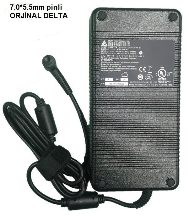 MSI WT72 GT72 MS-1781 ADP-230CB Adaptör