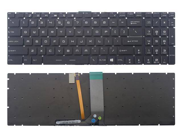 MSI PX60 CX62 Klavye