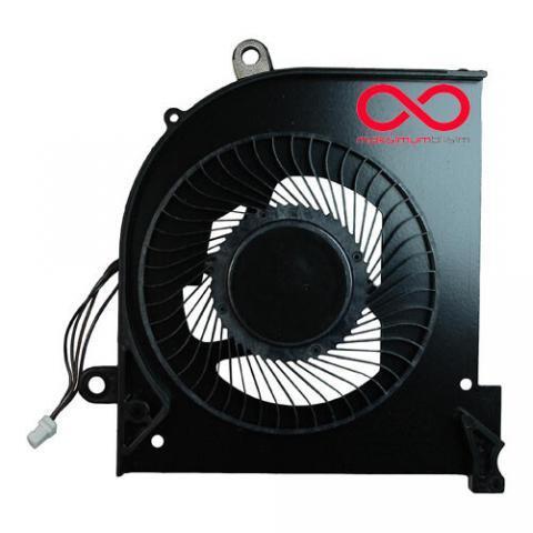 MSI Gaming GS65 8RE CPU Fan